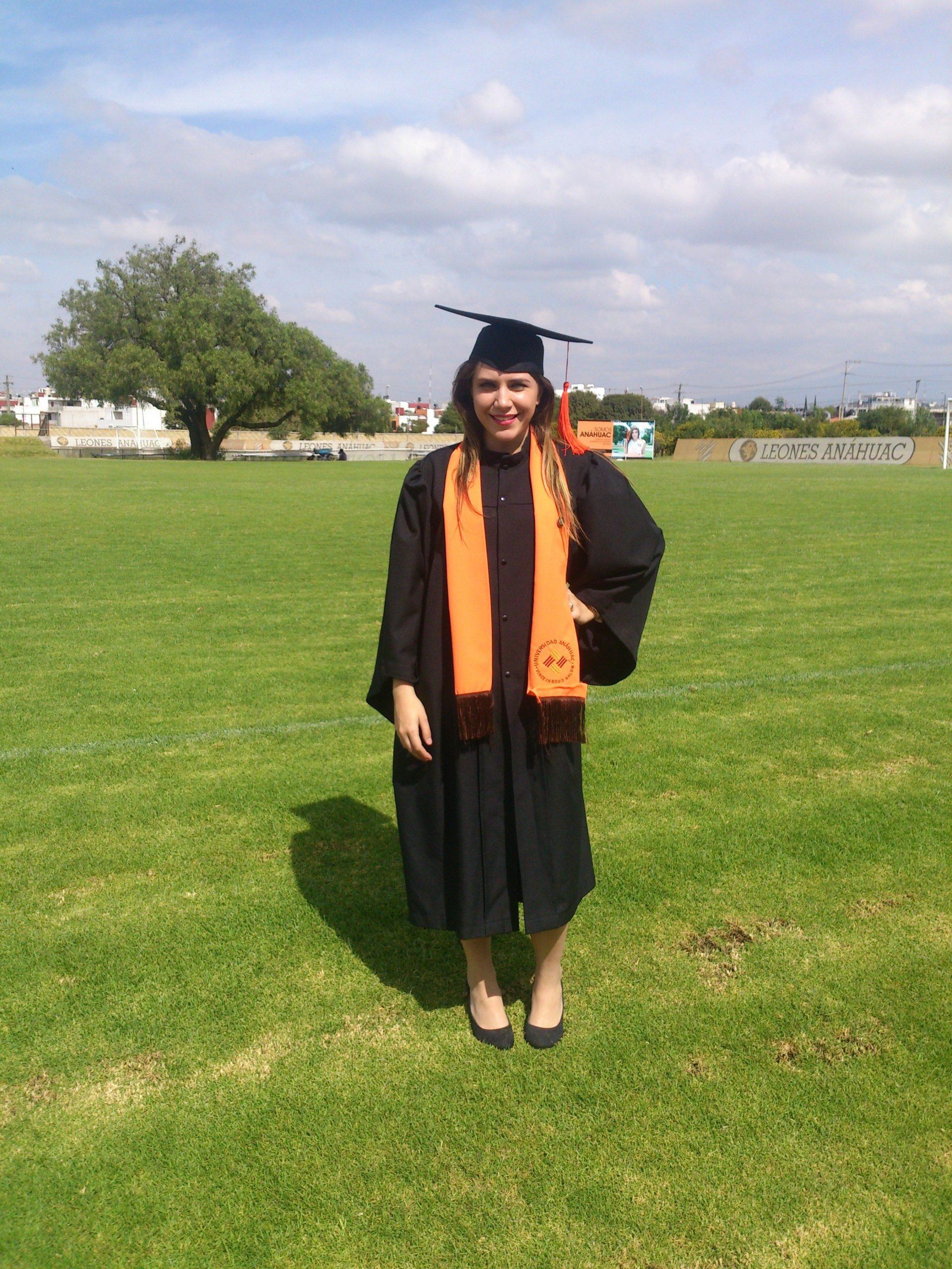 El día que me gradué