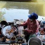 Los mercados flotantes de Tailandia.