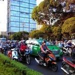 La historia de cómo me vieron la cara en Saigón