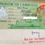 La visa Camboyana: Mitos y consejos.