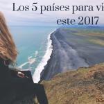 Los 5 países recomendados para viajar sola este 2017