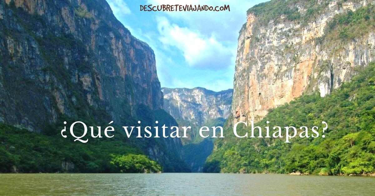 aa2c8651e1 Qué lugares visitar en Chiapas  Los mejores sitios. - Descúbrete ...