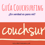 Cómo funciona CouchSurfing. Guía para principiantes