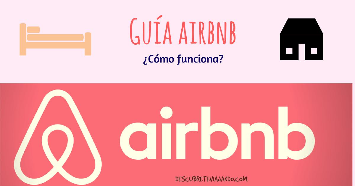 Cómo funciona Airbnb