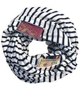 Cómo guardar el dinero durante un viaje scarf