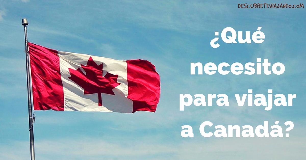 Mexicanos para viajar a Canadá