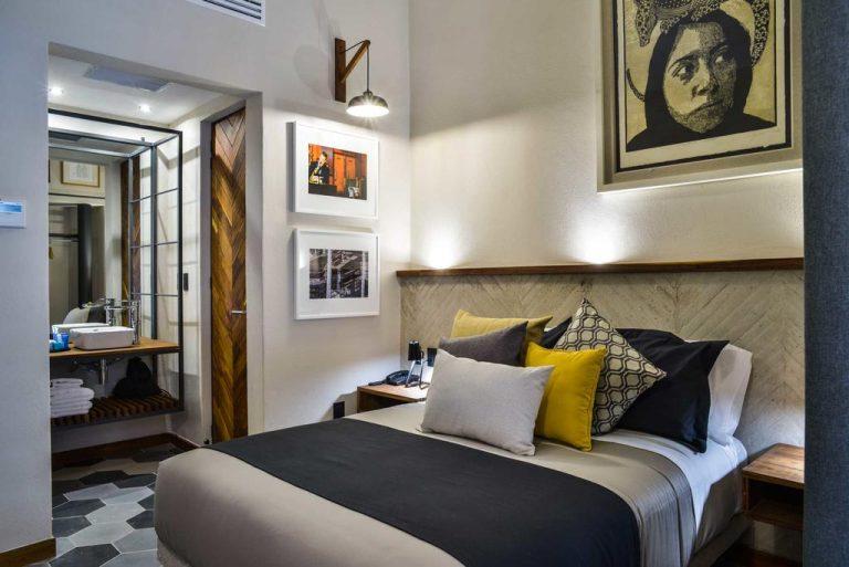 Qué ver en Querétaro-Hotel Criol