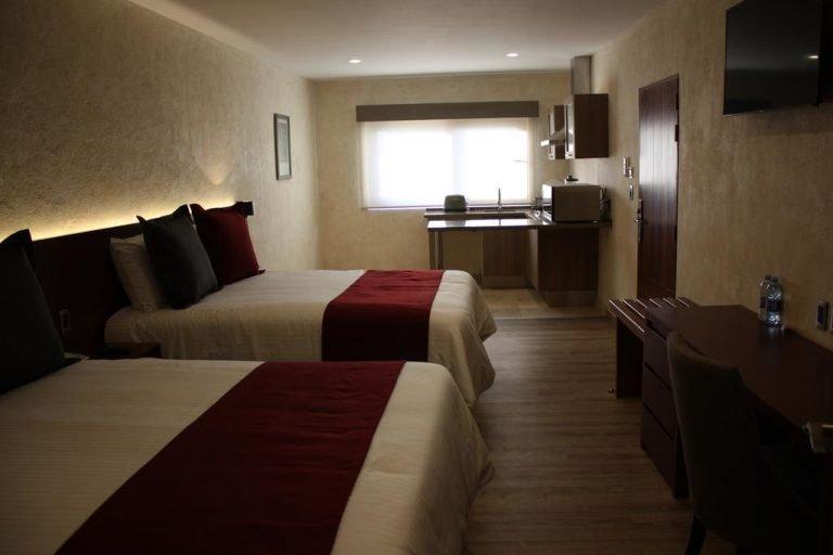 Qué ver en Querétaro-Hotel Madero