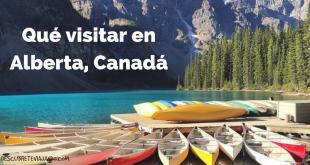 Qué visitar en Alberta Canadá Portada