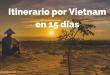 Qué visitar en Vietnam Portada