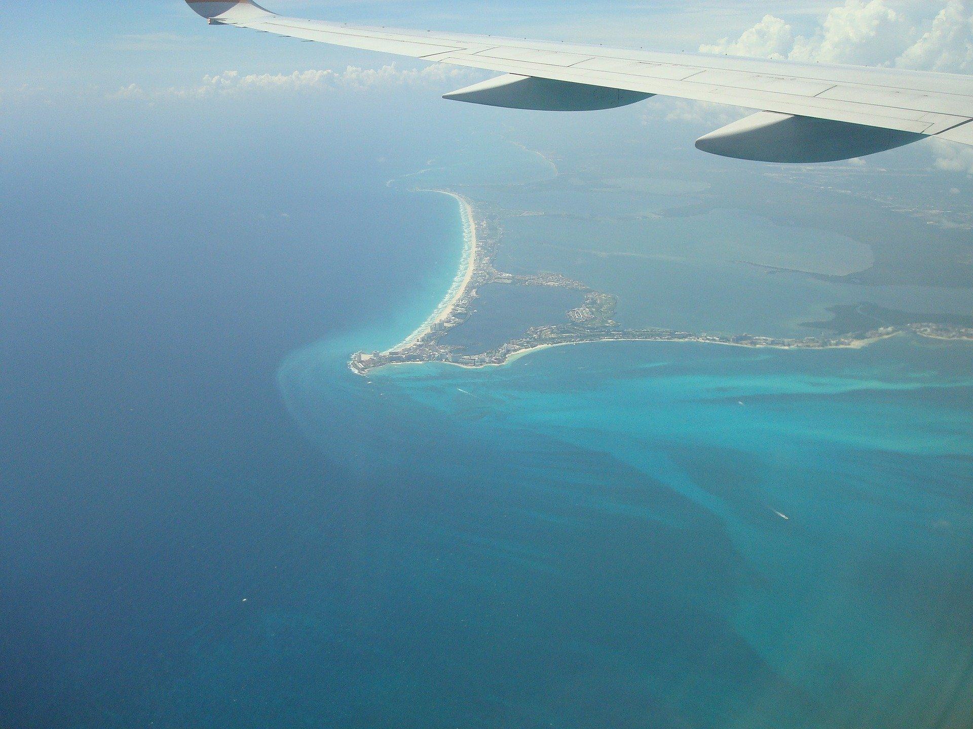 cómo viajar barato a cancún 2