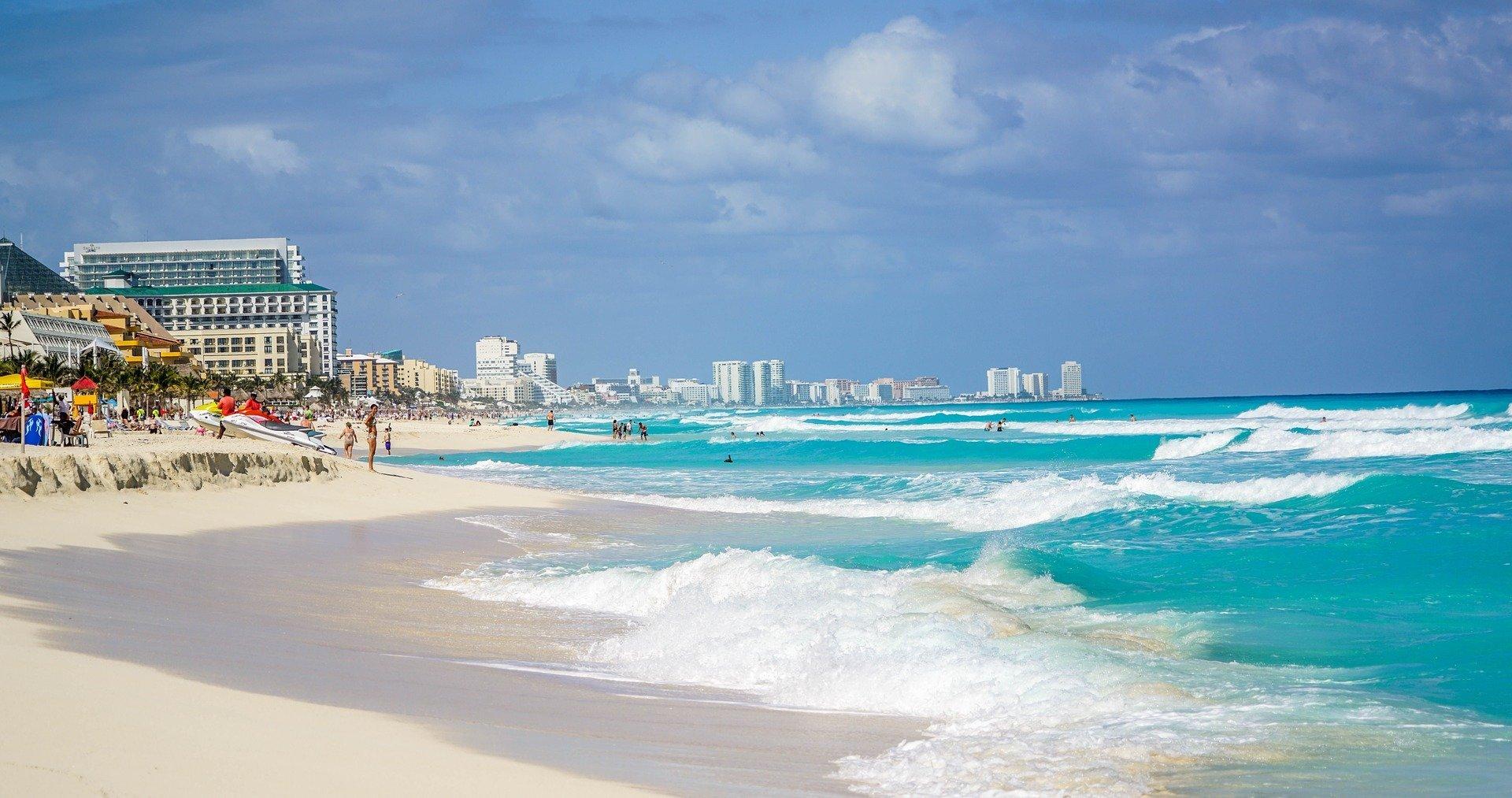 cómo viajar barato a cancún 5