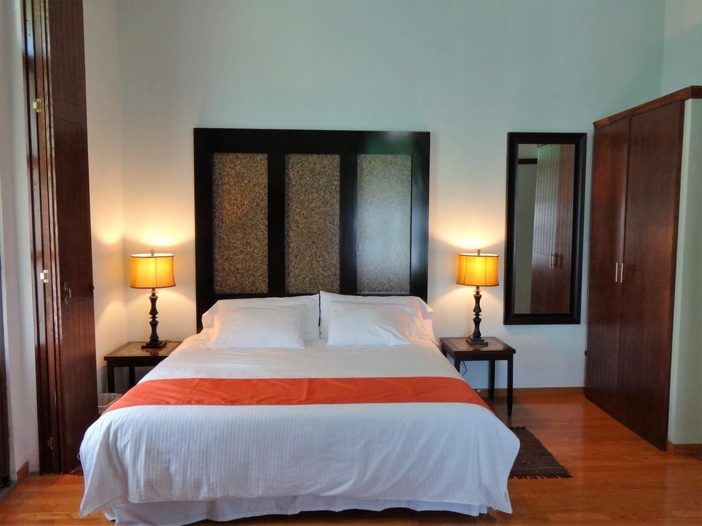 Hoteles en el centro de Puebla Capitán