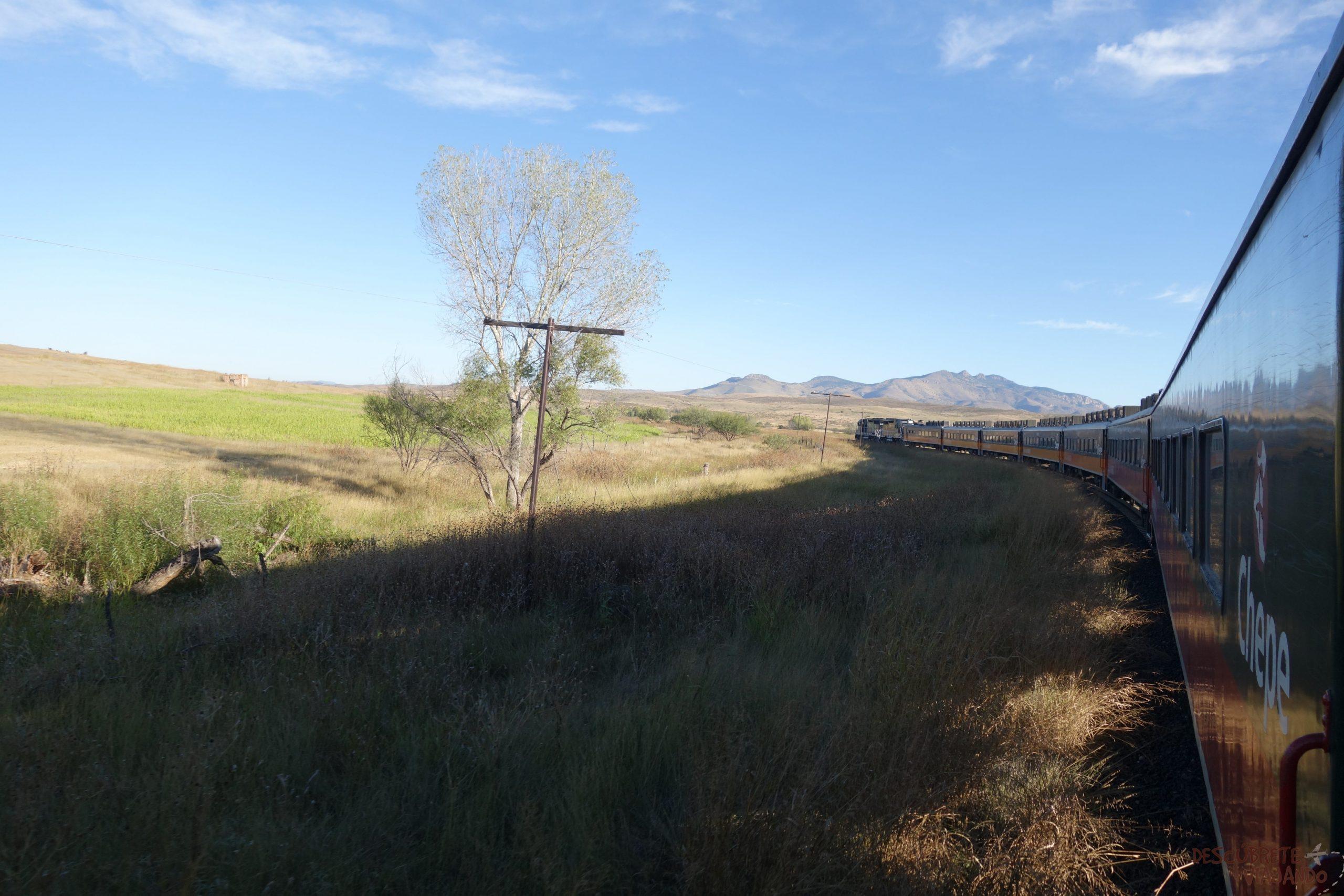 Cómo viajar en el tren Chepe 3