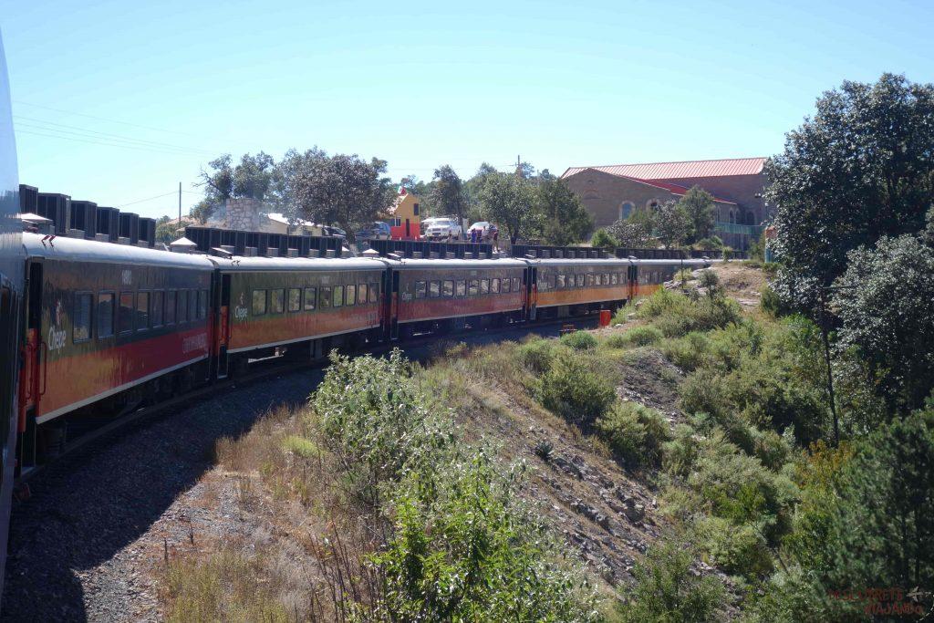 Cómo viajar en el tren Chepe 21