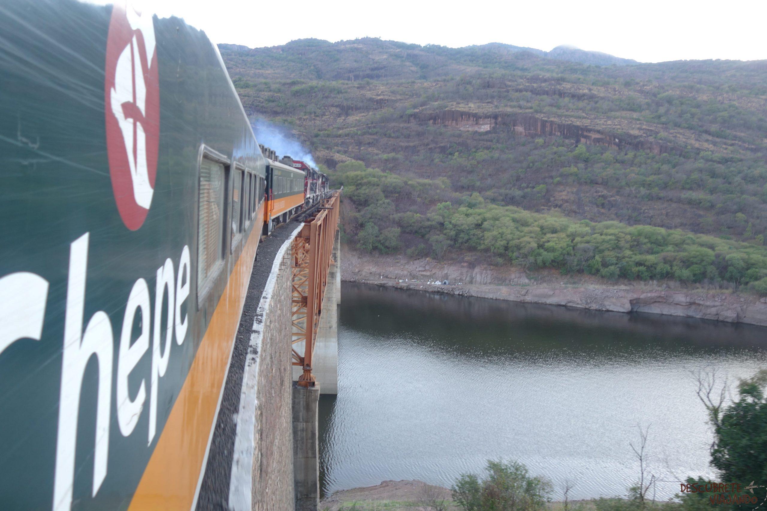 Cómo viajar en el tren Chepe 1