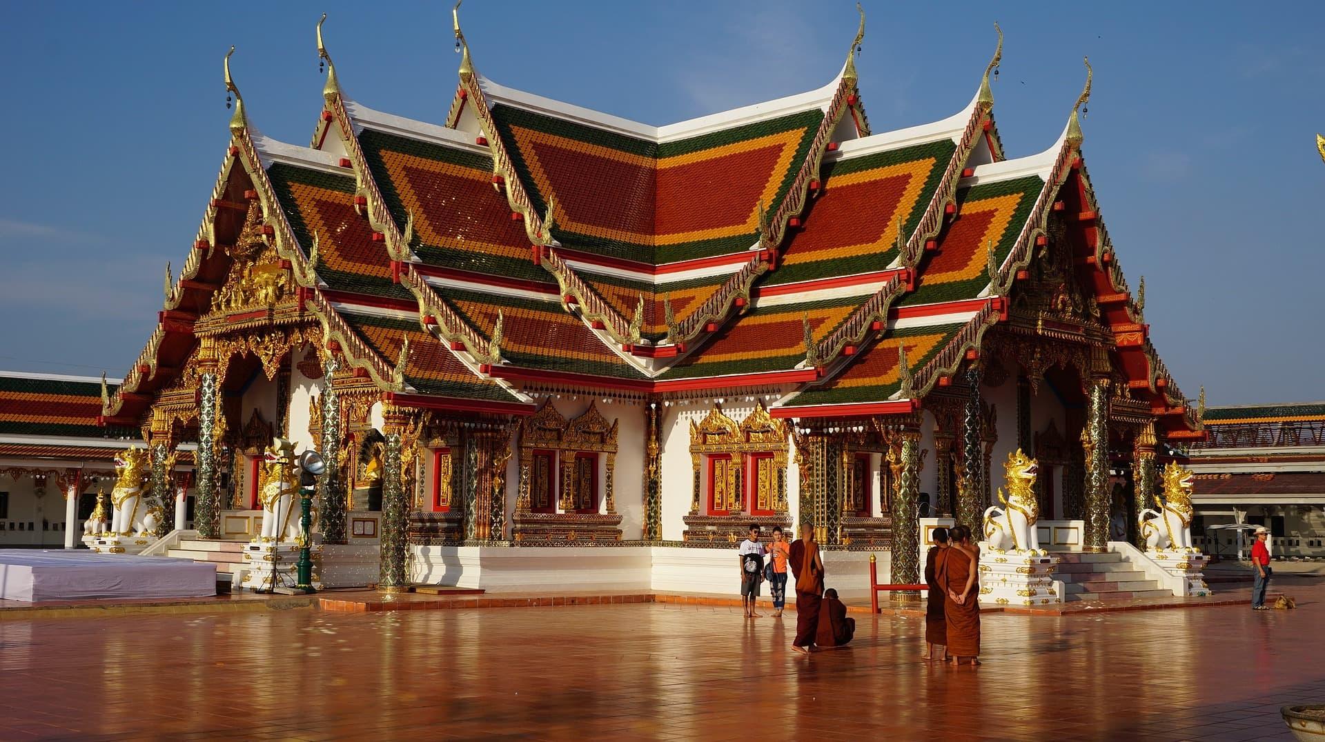 cómo organizar un viaje a Tailandia 1
