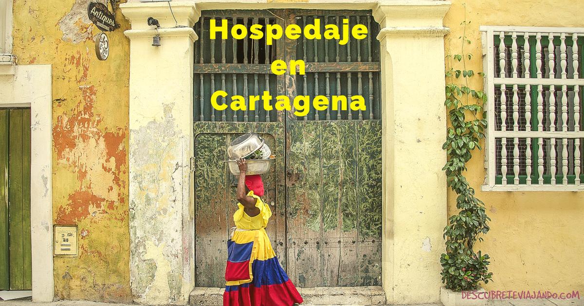 Dónde hospedarse en Cartagena Colombia índice