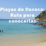 Ruta por las mejores playas de Oaxaca: Guía completa para recorrerlas