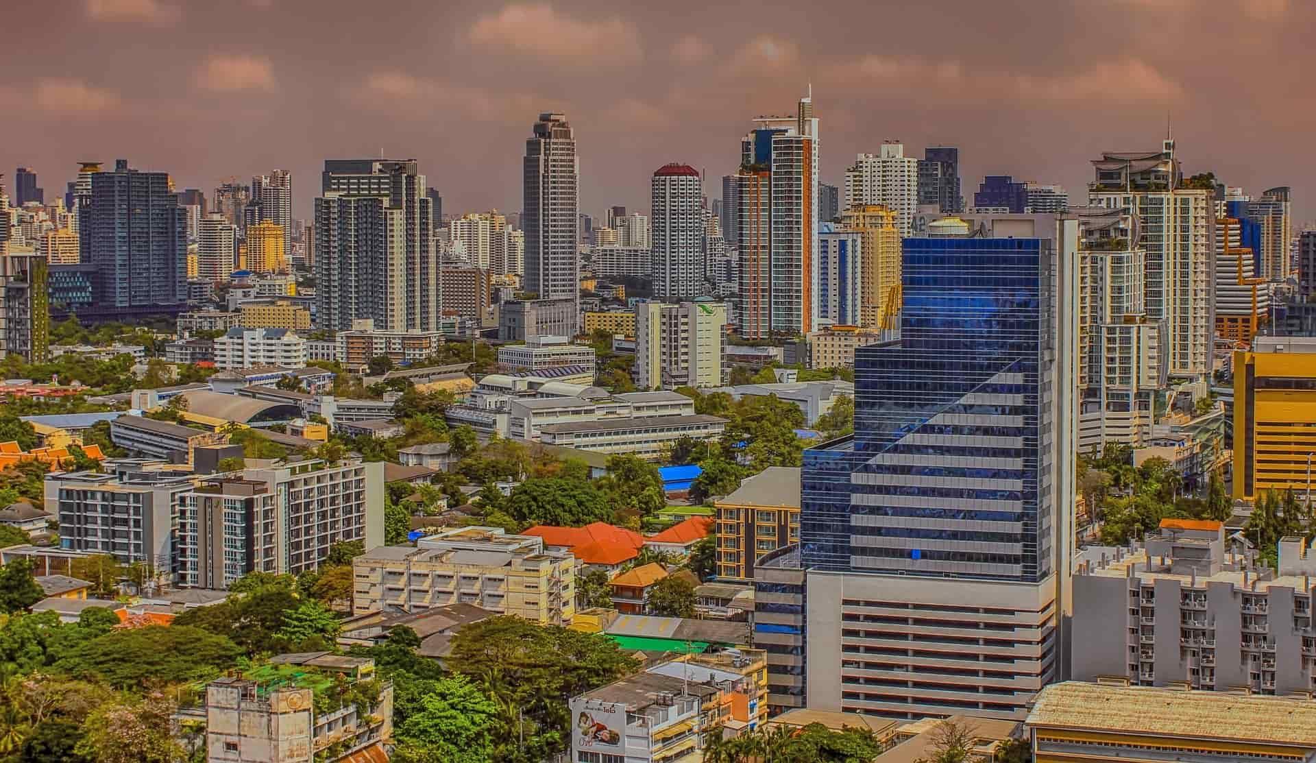 hoteles en tailandia 1