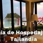 Guía de hoteles en Tailandia [Opciones en las principales ciudades e islas]