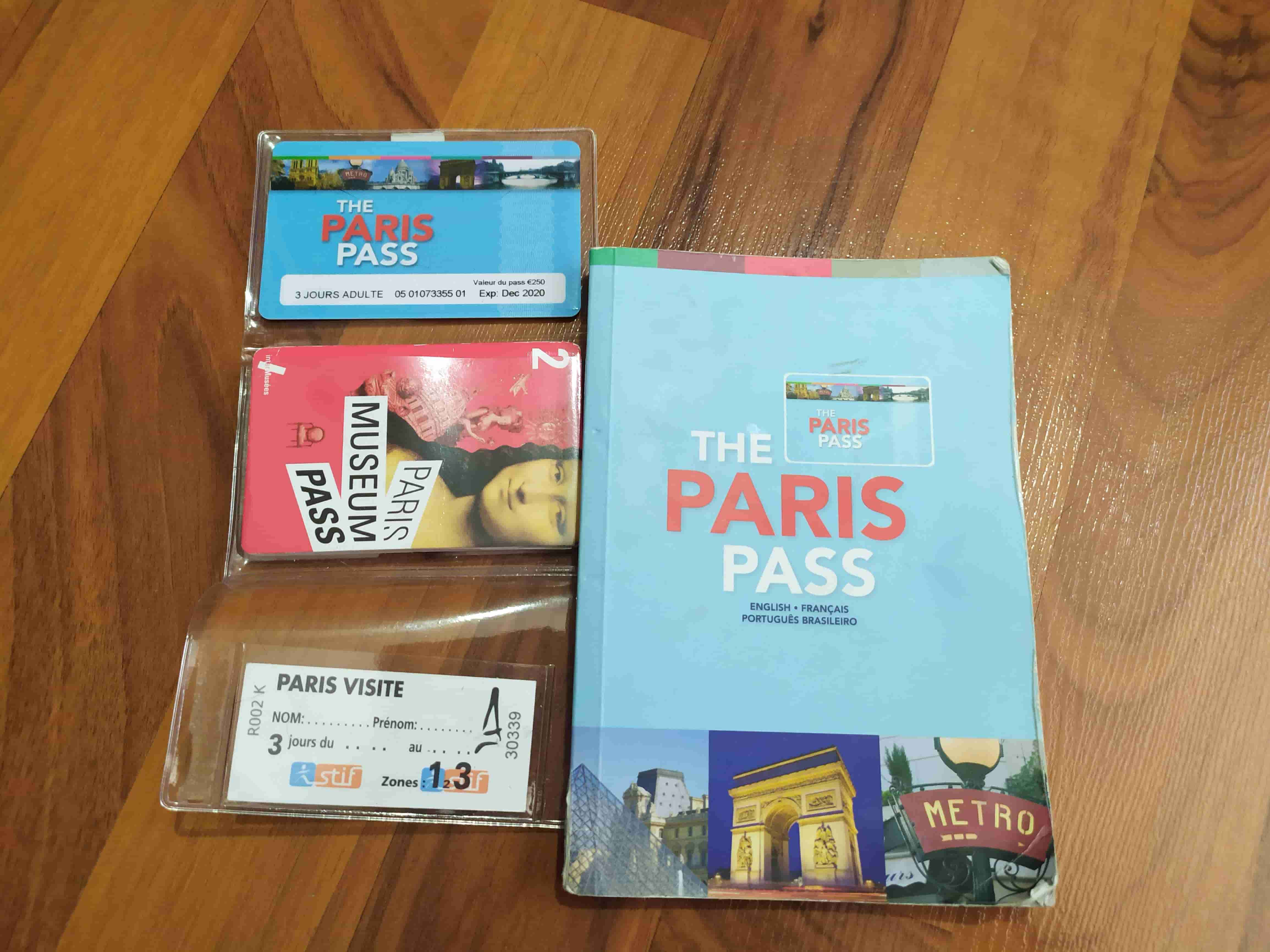 tarjeta paris pass 4