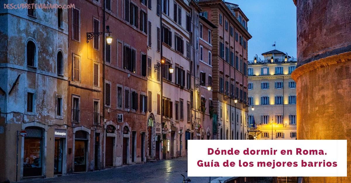dónde alojarse en roma (1)