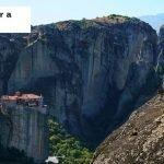 Cómo ir de Atenas a Meteora (Actualizado a 2021)