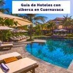 5 Hoteles con alberca en Cuernavaca perfectos para relajarse