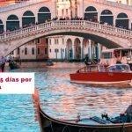 Italia en Tren: Ruta de 15 días por tu cuenta [Con Mapa]